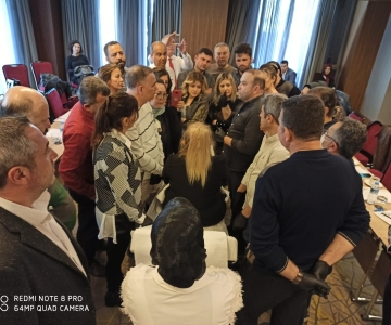 Images from Adana Workshop March 1, 2020