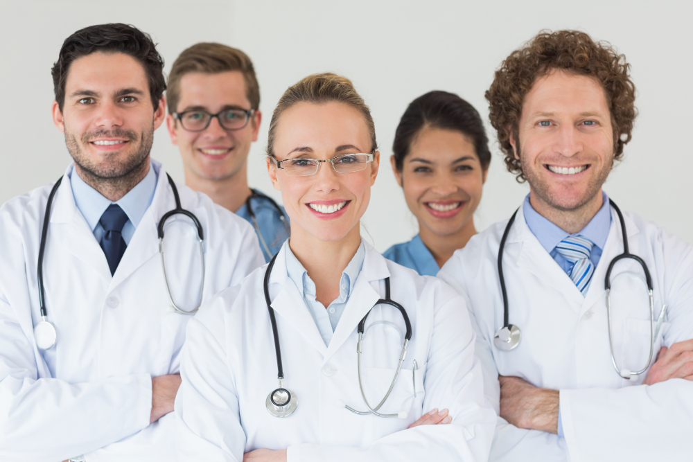 Our Training Physicians